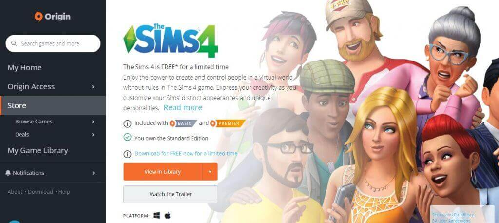 The Sims 4 is now Free for PC|MAC {Download Now}