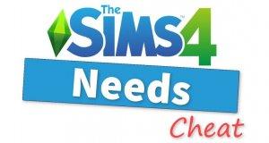 the sims 4 needs cheats