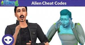 the sims 4 alien cheat codes