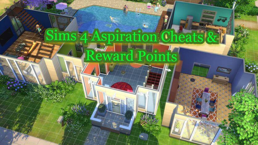 Sims 4 Aspiration Cheats and Reward Points