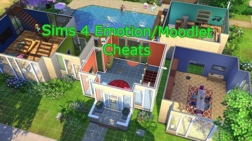 Sims 4 Emotion Cheats