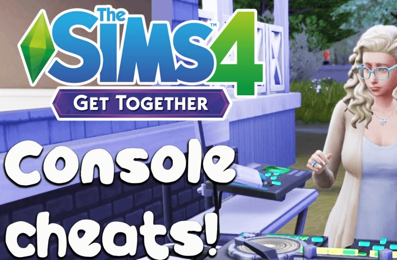 The sims 4 get together cheats