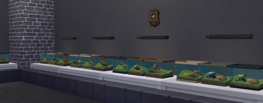 sims 4 frogs collection