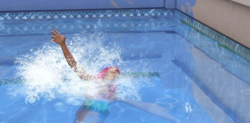 sims 4 death by drowning
